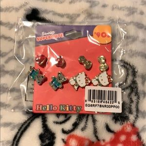Sanrio Hello Kitty earrings